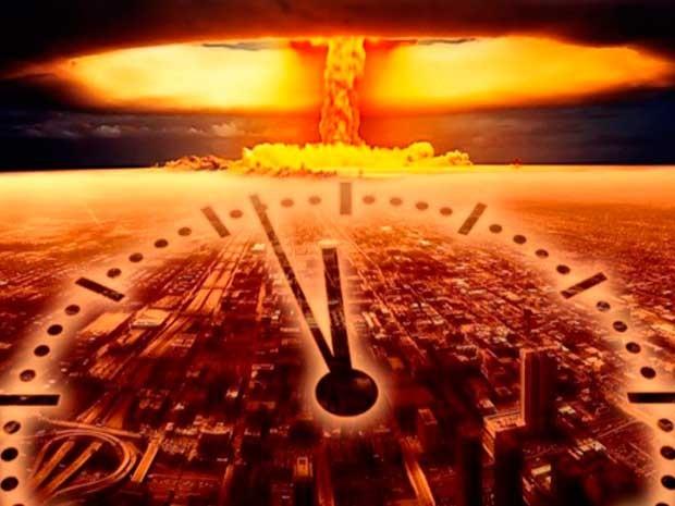 El fin del mundo - Guerra Nuclear 2017 DVDRip eMule