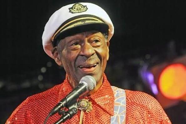 Fallece el legendario Chuck Berry, a los 90 años (VIDEO)