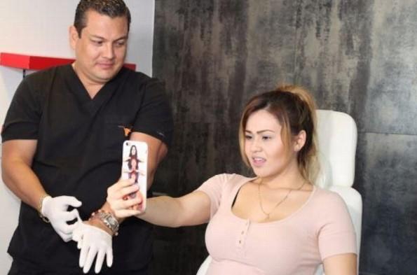 Cirujano estético balconea a Gomita ¡y revela cuál será su nueva operación! (+VIDEO)
