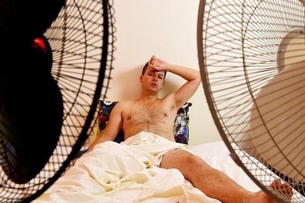 Cinco consejos para dormir bien cuando hace mucho calor