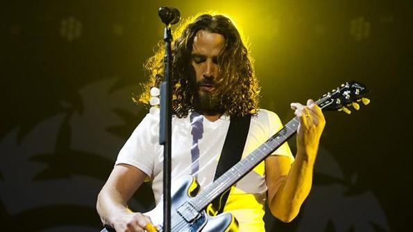 Mira la última presentación de Chris Cornell en Detroit (+VIDEO)