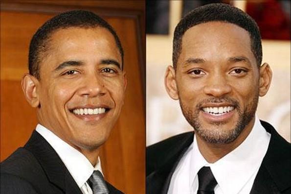Will Smith está listísimo para interpretar ¡a Barack Obama!