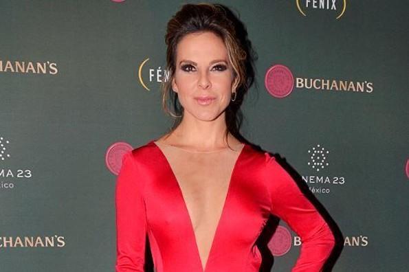 Kate del Castillo podría regresar a México para Navidad