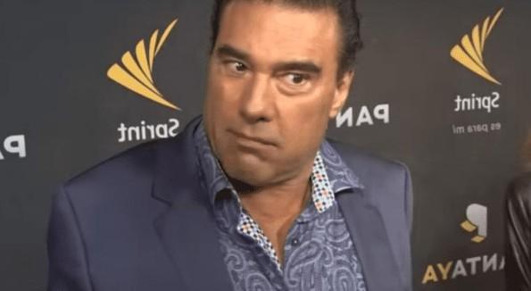 Eduardo Yáñez se disculpa por golpear a reportero (+VIDEO)