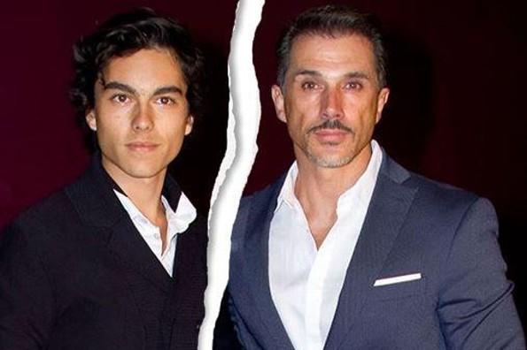 Sergio Mayer asegura que no tiene ninguna relación con su hijo (+VIDEO)
