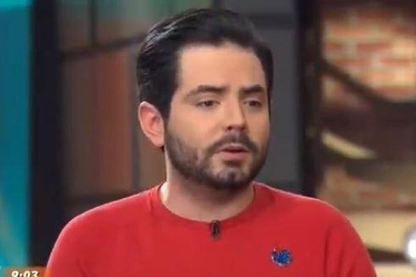 Sólo aguantó tres meses... José Eduardo Derbez se despide del programa Hoy (+VIDEO)
