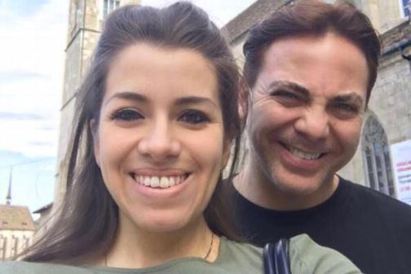 La aún esposa de Cristian Castro, rompe el silencio sobre su matrimonio exprés