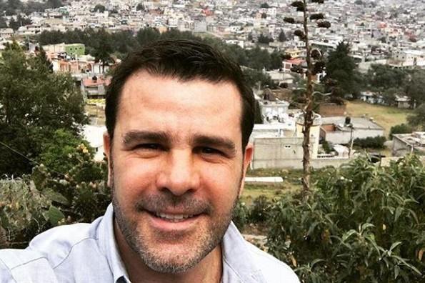Eduardo Capetillo obtiene candidatura del PRI para alcaldía de Ocoyoacac (+VIDEO)