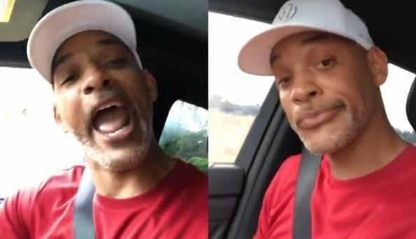 Will Smith responde a quienes lo critican por no cantar bien