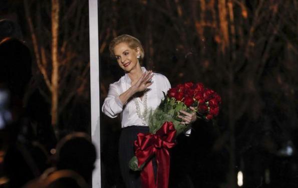 Carolina Herrera, la gran dama latina, se despide de su firma (+FOTOS)