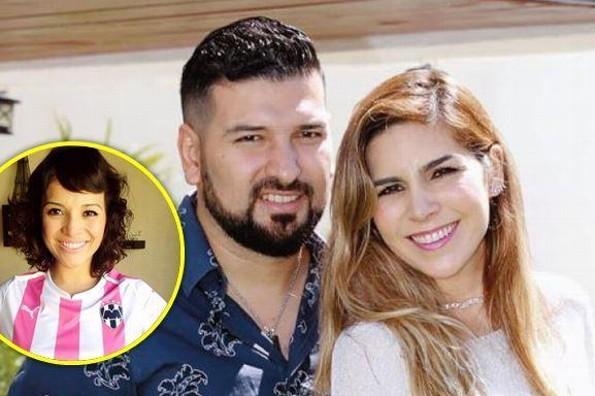 Karla Panini espera su primer bebé junto a Américo Garza, el ex de Karla Luna (+VIDEO)
