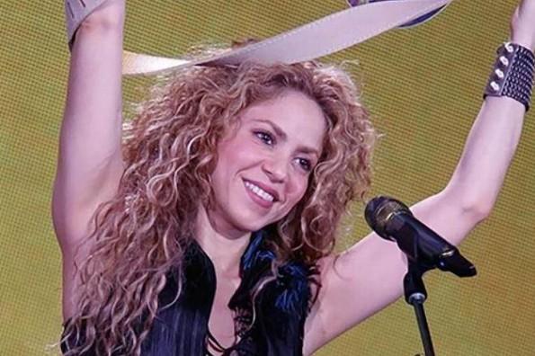 Esta es la promesa que Shakira le hizo a Dios ¡para recuperar su voz! (+VIDEO)