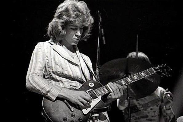 Mick Taylor abandona The Rolling Stones en 1974