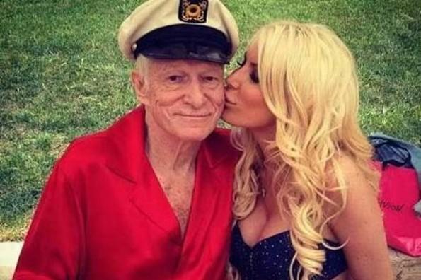 Fallece Hugh Hefner, fundador de Playboy, a los 91 años