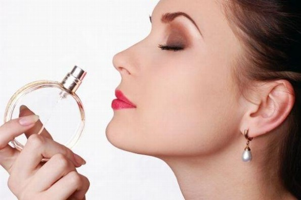 El encanto de un buen perfume