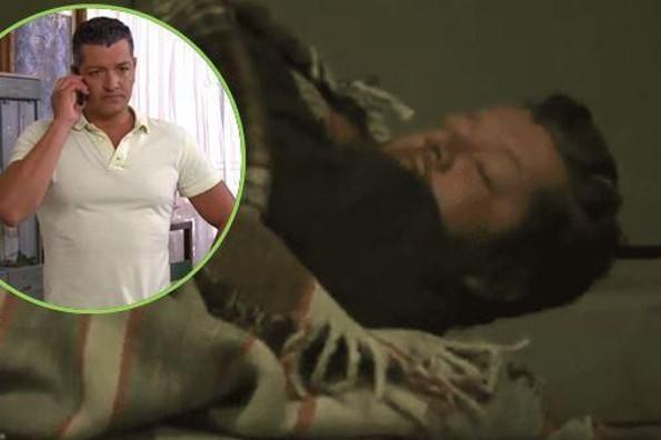 De galán de telenovelas a indigente. Carlos Peniche ¡vive en la calle! (+VIDEO)