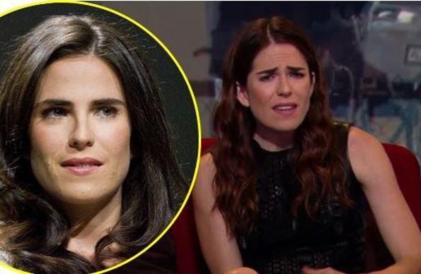 """""""Me agredió y me violó"""": Karla Souza rompe el silencio sobre director de cine (+VIDEO)"""