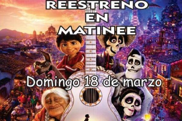 Matinée Coco en Cinépolis Plaza del Puerto