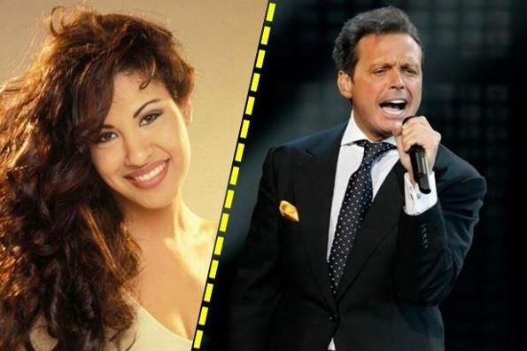 Foto inédita de Selena Quintanilla y Luis Miguel causa revuelo en redes (+FOTO)