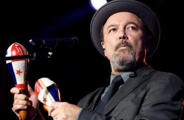 Roban fuerte suma de dinero a Rubén Blades en hotel de Veracruz (+FOTO)