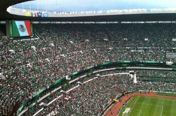 Confirman al Estadio Azteca como sede de la inauguración del #Mundial2026