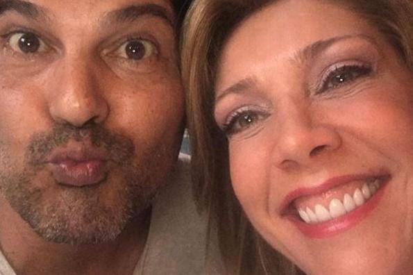 ¿Cynthia Klitbo y Francisco Gattorno se dan una segunda oportunidad?