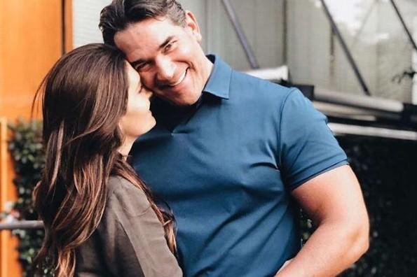 Mayrin Villanueva y Eduardo Santamarina presumen su amor tras crisis (+FOTOS)