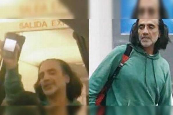 Alejandro Fernández atemoriza a pasajeros de un avión por exceso de alcohol