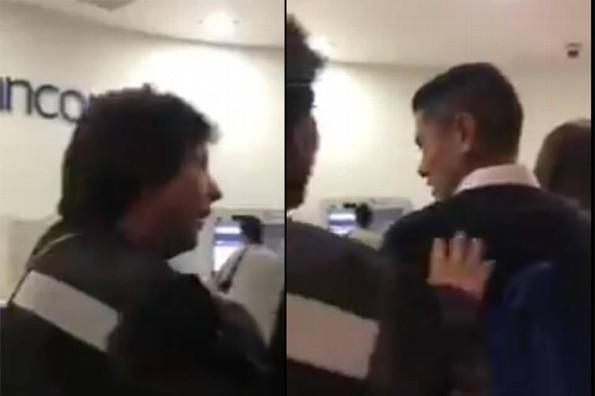 Señora insulta y agrede a joven en el banco y se convierte en #LadyCajero