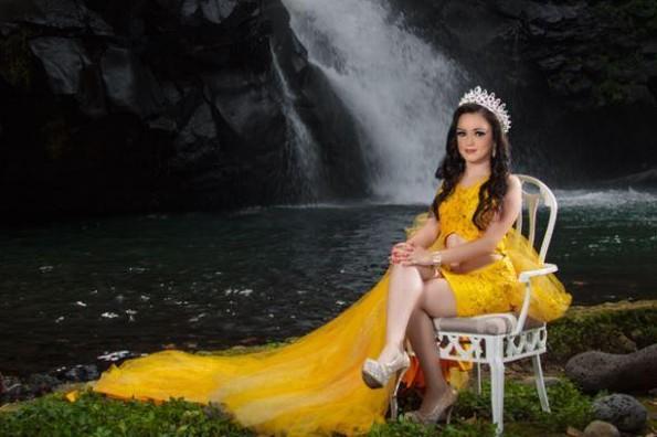 Mónica Daniela González es Miss Earth Emiliano Zapata 2019