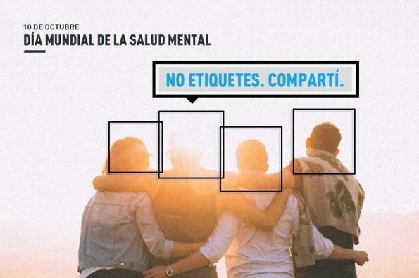 #NoEtiquetes, la nueva campaña a favor de la salud mental (+FOTO)