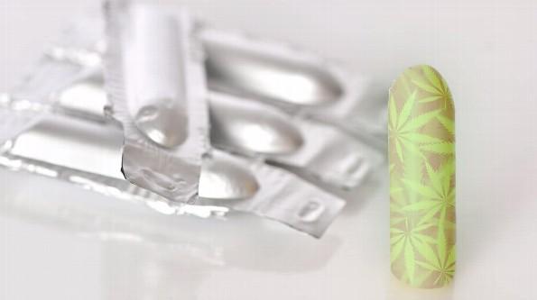 ¡Todo listo! Probarán los tampones con marihuana