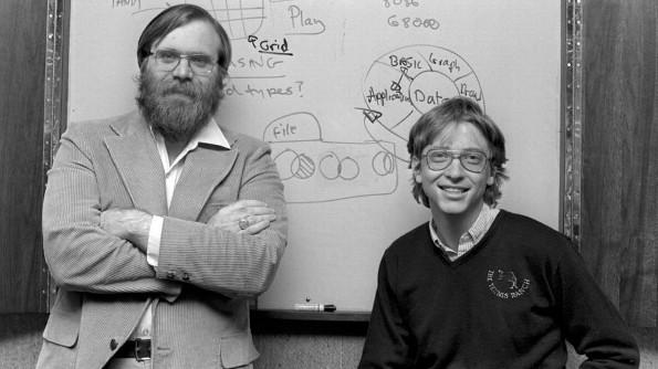 Muere co fundador de Microsoft (+FOTO)