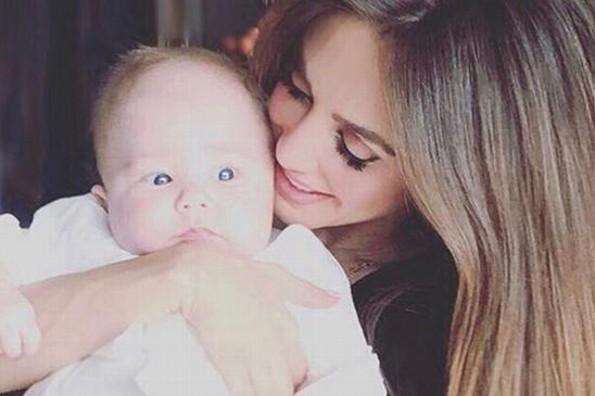¡Anahí desea tener otro hijo!