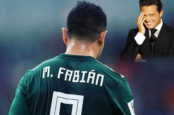 El futbolista Marco Fabián quiere ser yerno de Luis Miguel