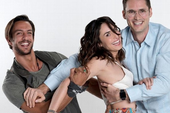 Ana Serradilla, Joaquín Ferreira y Sergio Mur protagonizarán