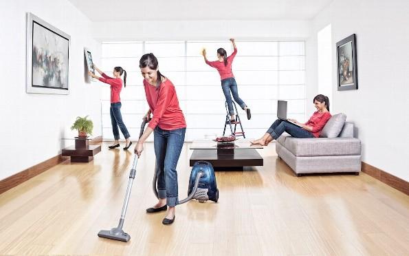 Limpiar la casa es igual de dañino que fumar 20 cigarros al día