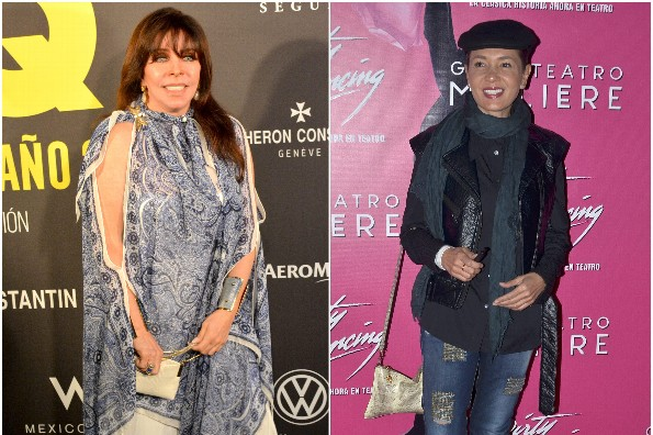 Verónica Castro enamorada de Yolanda Andrade en La Casa de Las Flores (+VIDEO)