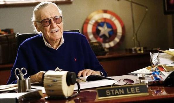 ¡Hija de Stan Lee revela el último proyecto de su padre!