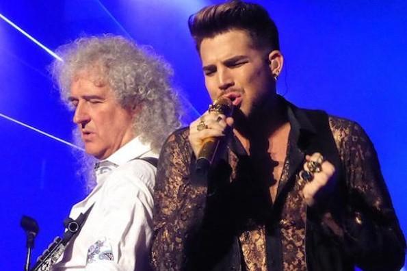 Queen anuncia gira junto a Adam Lambert ¡tras éxito de película!