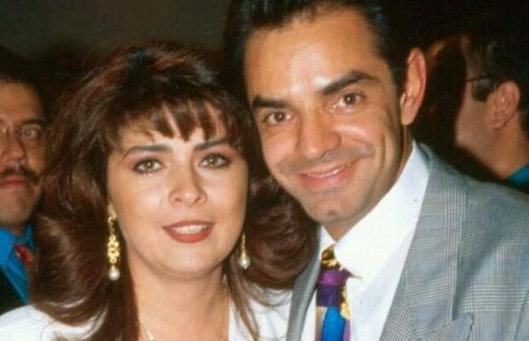 Eugenio Derbez llama Grinch a su ex, Victoria Ruffo