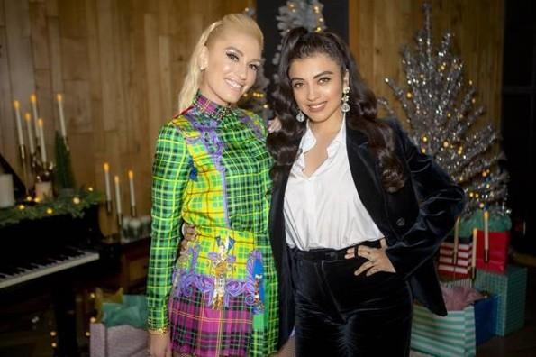 Gwen Stefani y Mon Laferte estrenan un exclusivo video vertical de