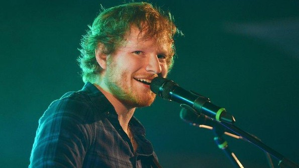 ¡Ed Sheeran cierra el año con broche de oro!