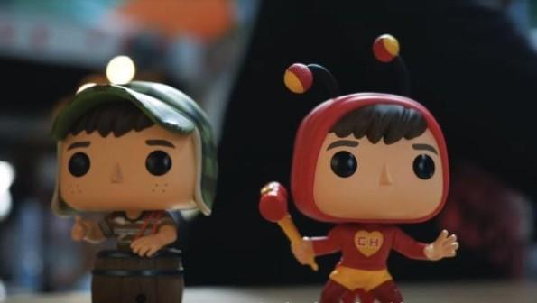 Funko Pop! sorprende con figuras del ¡CHAPULÍN COLORADO!(+VIDEO)