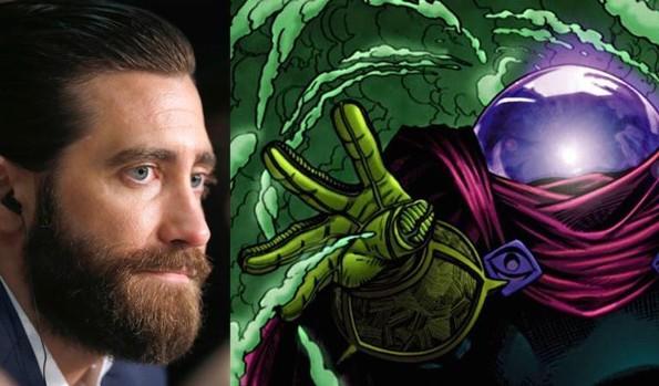 Revelan imagen de Jake Gyllenhaal como Mysterio (+FOTOS)