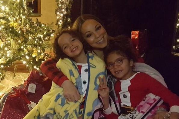 Mariah Carey sorprende a todos con su nuevo récord en Spotify (+FOTO)