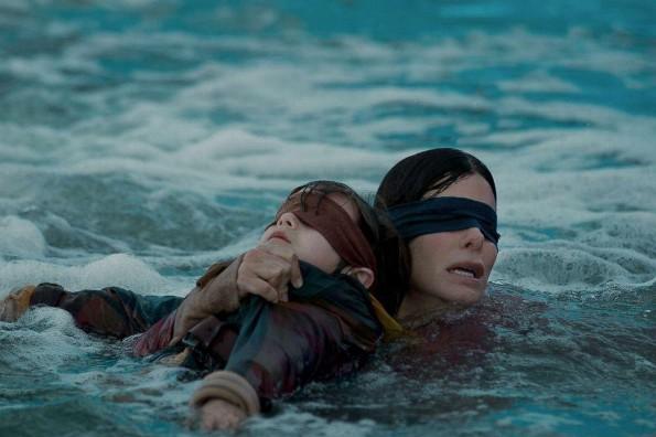 Revelan que Sandra Bullock salvó a