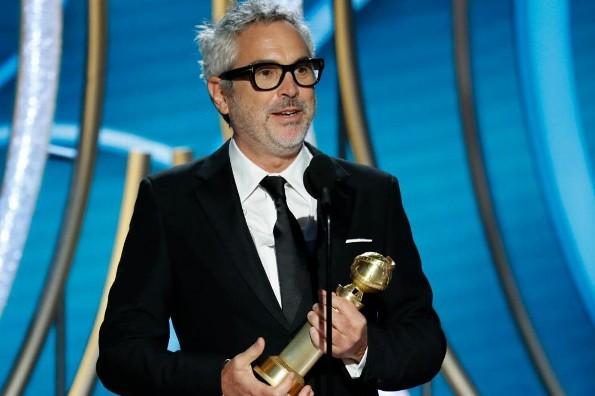 ¡Orgullo mexicano! Alfonso Cuarón conquista los Globos de Oro con Roma