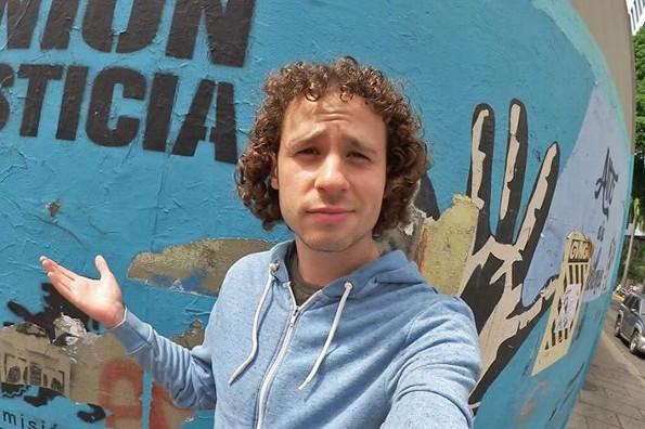El youtuber, Luisito Comunica se postula para gobernador interino de Puebla (+FOTO)