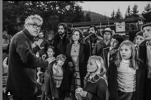 Alfonso Cuarón se queja y Netflix se echa para atrás